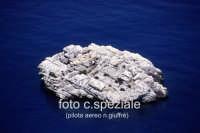 suggestiva veduta aerea dello scoglio di Brolo  - Brolo (8775 clic)