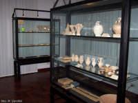 Altro particolare del Museo Civico presso la Bibblioteca Comunale in via Vittorio Emanuele III°.  - Lercara friddi (3079 clic)
