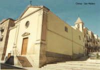 LA CHIESA DI SAN MATTEO, (così denominata in onore di Matteo Scammacca) detta anche del Purgatorio, fu edificata tra il 1676 e il 1690  e si trova sul corso principale. Il suo interno è ricca di opere d'arte.  - Lercara friddi (5281 clic)