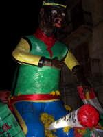 Il Carro allegorico  Bob Marley 2° classificato alla sfilata Carnevale 2007.  - Lercara friddi (7318 clic)
