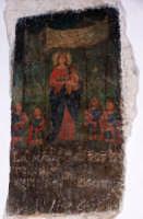 Lercara Friddi 20 agosto 1807, Oliva Baccarella, presso il torrente Landri trovava una pietra nella quale era scolpita l'immagine di Maria SS. di Costantinopoli. La pietra, oggi è custodita presso la Chiesa di Costantinopoli dove si può ammirare.  - Lercara friddi (3212 clic)