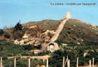 Parco Minerario Zolfifero di Lercara Friddi; Uno dei condotti per l'aerazione sotterranea.  - Lercara friddi (3416 clic)