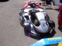 Go-Kart alcune delle macchine che hanno partecipato all'edizione 2006.  - Lercara friddi (2872 clic)