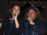Gospel di Natale 2006 a Lercara Friddi. Wanda Trent Phillips.  - Lercara friddi (2139 clic)