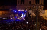 Il Concerto dei Titomancino in Piazza Duomo. Grandioso lo spettacolo e il bagno di folla di giovani giunti a Lercara da ogni luogo. Lercara Fridddi 21 agosto 2008  - Lercara friddi (2713 clic)
