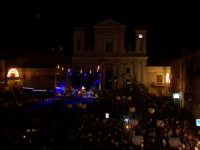Il Concerto dei Titomancino in Piazza Duomo. Lercara Fridddi 21 agosto 2008  - Lercara friddi (2773 clic)