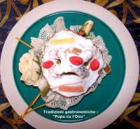 Nel periodo pasquale, le pasticcerie Lercaresi diventano Oasi di particolari leccornie. Oltre alle ormai famose Cassate e cannoli Siciliani, per tradizione, vengono realizzati particolari dolci come U pupu cu l'ovu, costituito da un Uovo sodo posto all'interno di un impasto di pasta frolla, ricoperto di glassa e canditi.  - Lercara friddi (5913 clic)