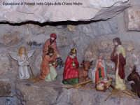 Chiesa Madre Maria SS.della Neve in Piazza Duomo. Esposizione di presepi d'Arte; Ogni anno, nel periodo di Natale, si espongono nella Cripta della Chiesa Madre più di 400 diversi presepi d'arte provenienti da ogni parte del Mondo; il Parroco, Padre Mario Cassata, li ha raccolti con particolare passione e li mette a disposizione per visitarli nell'intero mese di Dicembre di ogni anno durante il periodo Natalizio.  - Lercara friddi (2456 clic)