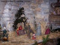 Chiesa Madre Maria SS.della Neve in Piazza Duomo. Esposizione di Presepi d'Arte  - Lercara friddi (2225 clic)