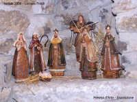 Chiesa Madre Maria SS.della Neve in Piazza Duomo. Esposizione di Presepi d'Arte all'interno della Cripta.  - Lercara friddi (1929 clic)
