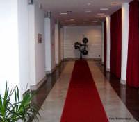 Cine Teatro Ideal. Ingresso alla sala piano terra.   - Lercara friddi (2262 clic)