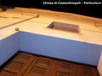 Chiesa di Costantinopoli - partciolare dal basso. Anno 2007  - Lercara friddi (2941 clic)