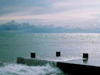 Il Molo d'inverno  - Sampieri (2626 clic)