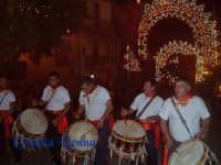 Festa della Madonna del Mirto:  i tammurinara  di S.Giovanni  - Villafranca sicula (6692 clic)