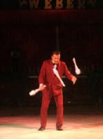 Rony Niemen alle clave (Weber Circus)  - Palermo (2370 clic)