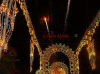 Festa della Madonna del Mirto: luminarie e fuochi d'artificio.  - Villafranca sicula (7930 clic)