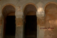 Particolare Cappella di S. Calogero  - Villafranca sicula (4582 clic)