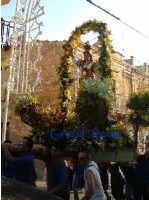 Festa della Madonna del Mirto: la ballata di S.Michele  - Villafranca sicula (6384 clic)