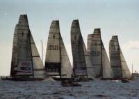 La partenza di una regata di flotta  - Trapani (2067 clic)