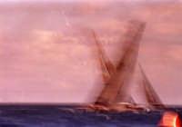 Due Imbarcazioni che si incrociano...  - Trapani (2177 clic)