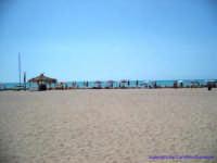 Spiaggia della Playa, con struttura ricettiva turistica.  - Licata (4506 clic)