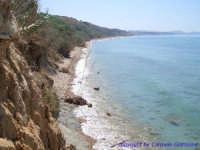 Altro scorcio della bellissima spiaggia di Torre di Gaffe.  - Licata (5188 clic)