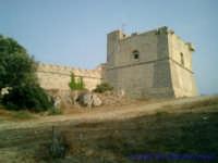 Immagine ravvicinata di uno dei lati del Castel Sant'Angelo.  - Licata (2796 clic)