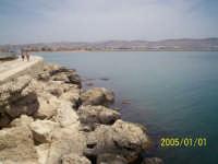veduta spiaggia giummarella  - Licata (2907 clic)