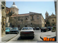 Piazza S.Angelo  - Licata (1929 clic)