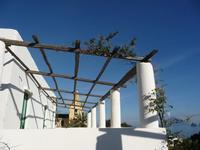 Tipica casa eoliana a Panarea (9413 clic)