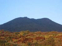 Isole Eolie, Salina, Monte Fossa delle felci visto da Leni  - Salina (3753 clic)