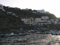 Isole Eolie, Salina, porto di Malfa  - Salina (4405 clic)