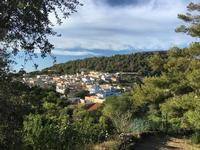 panorama sul Paese di Ustica (297 clic)