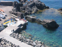 Porto Pertuso - Ginostra (Stromboli)  - Stromboli (21180 clic)