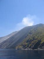 La sciara del vulcano -  Stromboli  - Stromboli (4839 clic)