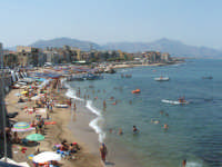 Litorale di Aspra fraz. Bagheria (Palermo)  - Aspra (10816 clic)