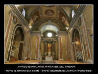 Interno del Santuario Antico di Maria SS. del Tindari - Messina  - Tindari (6787 clic)