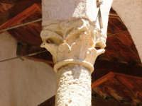 Particolare portico della Chiesa Madre POLIZZI GENEROSA Antonio Di Gangi