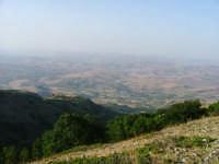 Vista panoramica da Monte Cavallo (Agosto 2006) CASTELLANA SICULA Antonio Di Gangi