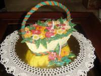 Torta di compleanno   - Villafranca tirrena (10352 clic)
