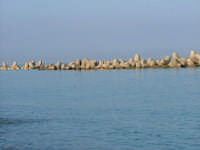 confine tra mare e cielo  - Villafranca tirrena (6095 clic)