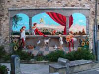Murales sul Corso Mazzini - SS. 120  - Castellana sicula (6347 clic)
