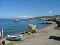 Spiaggia  - Villafranca tirrena (11722 clic)