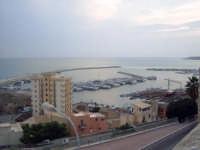 Panorama sul porto  - Sciacca (2669 clic)