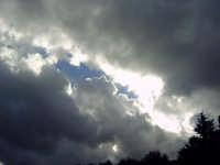 cielo estivo  - Isnello (3944 clic)