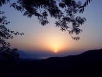 tramonto da Mongerrati  - Isnello (5370 clic)