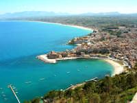VEDUTA DAL BELVEDERE  - Castellammare del golfo (6331 clic)