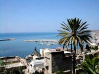 vista sul porto  - Sciacca (3574 clic)