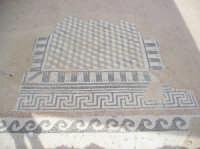 Mosaici al Quartiere ellenistico romano  - Valle dei templi (4054 clic)
