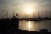 tramonto sul porto di Siracusa  - Siracusa (6719 clic)
